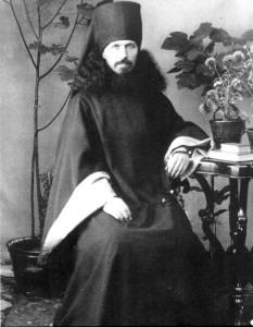 Игумен Никандр, начинавший восстановление Печенгского монастыря в 1886 г.