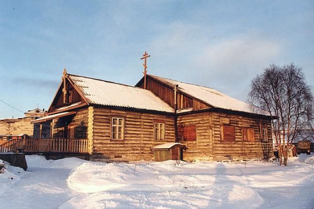 архив монастыря